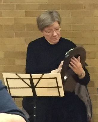 playing at 4 Women of Advent eveing 12-6-17